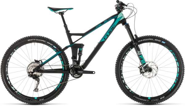 "Cube Sting WS 140 HPC Race 27,5"" All Mountain MTB"